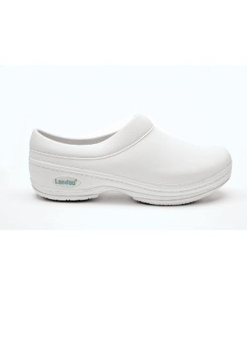 Cute White Nursing Tennis Shoes
