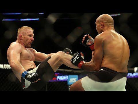 BJ Penn vs Denis Siver (Full Fight Video) UFC Fight Night 112: Oklahoma City - YouTube