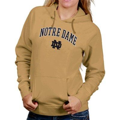 Notre Dame Sweatshirt: http://pin.fanatics.com/COLLEGE_Notre_Dame_Fighting_Irish_Ladies/Notre_Dame_Fighting_Irish_Ladies_Twill_Arch_Pullover_Hoodie_-_Gold/source/pin-nd-sweats-sale-sclmp
