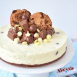 No-bake witte chocolade cheesecake met BROS + bak mee!