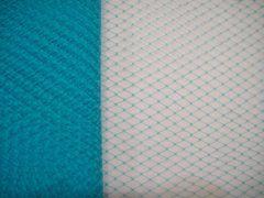 9 inch Plain Netting - Turquoise