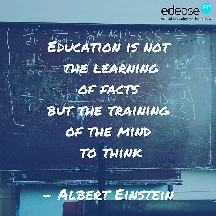 A bit of #Wednesdaywisdom from our favourite genius  #quotes #quotestoliveby #alberteinstein #education #learning