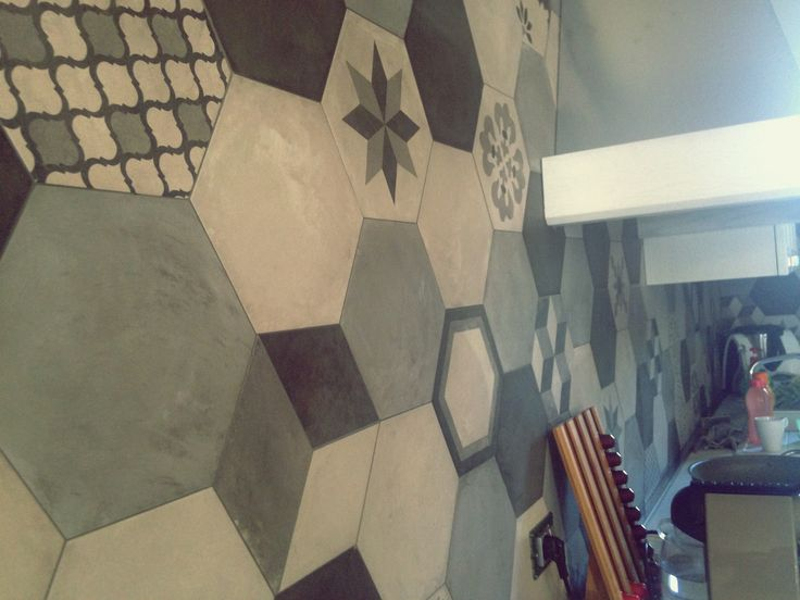 Rivestimento di parete cucina - Kitchen wall tile