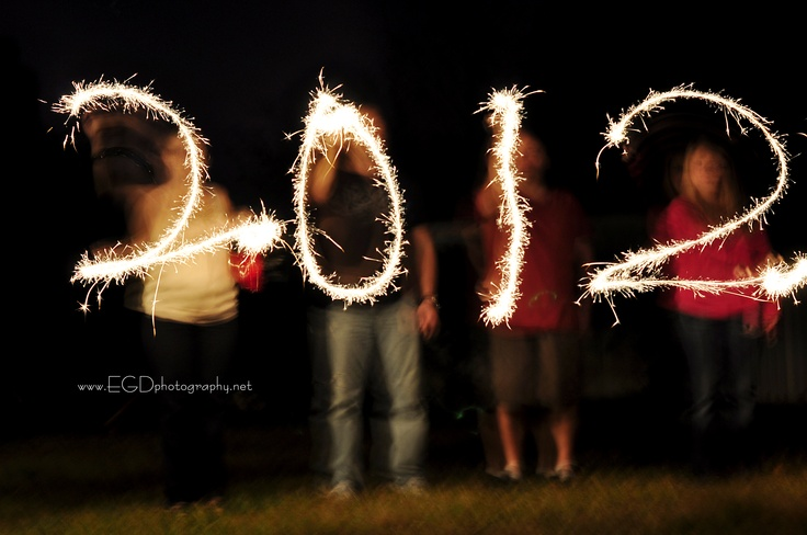 Happy 2012 from EGDphotography!