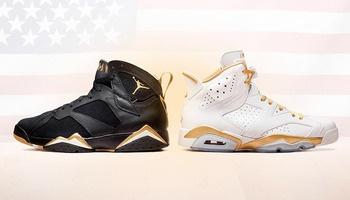 Air Jordans!