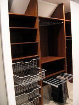 Ikea Walk Closet Design on Planning On Hacking The Closet Doors Into Sliding Doors For The Closet