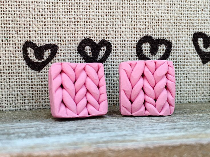 A personal favorite from my Etsy shop https://www.etsy.com/ca/listing/451142728/original-handmade-earrings-polymer-clay