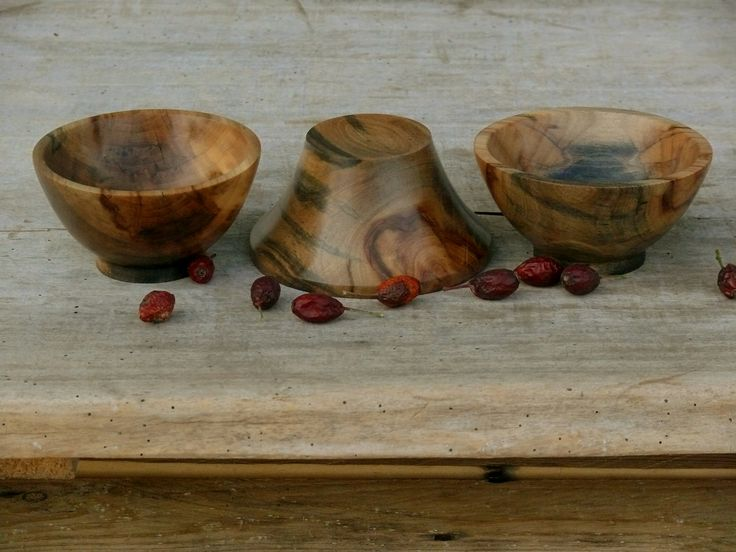 Little snack bowls