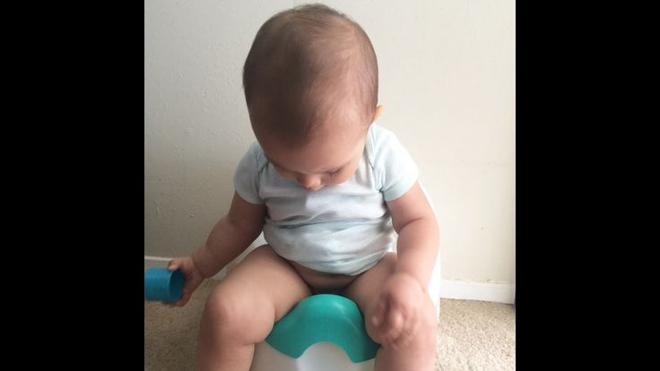 Potty Training Before 1 Video Compilation