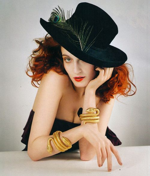 Florence + the MachineHats, Fashion, Timwalker, Florencewelch, Tim Walker, Tom Ford, Peacocks Feathers, Art Deco, Florence Welch
