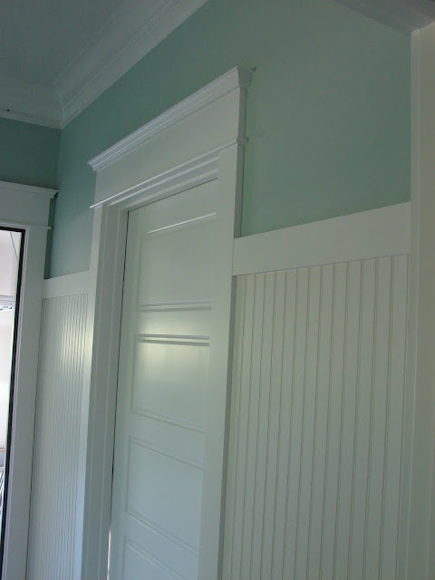 sherwin williams - rainwashed. Love this wall colour ?kitchen
