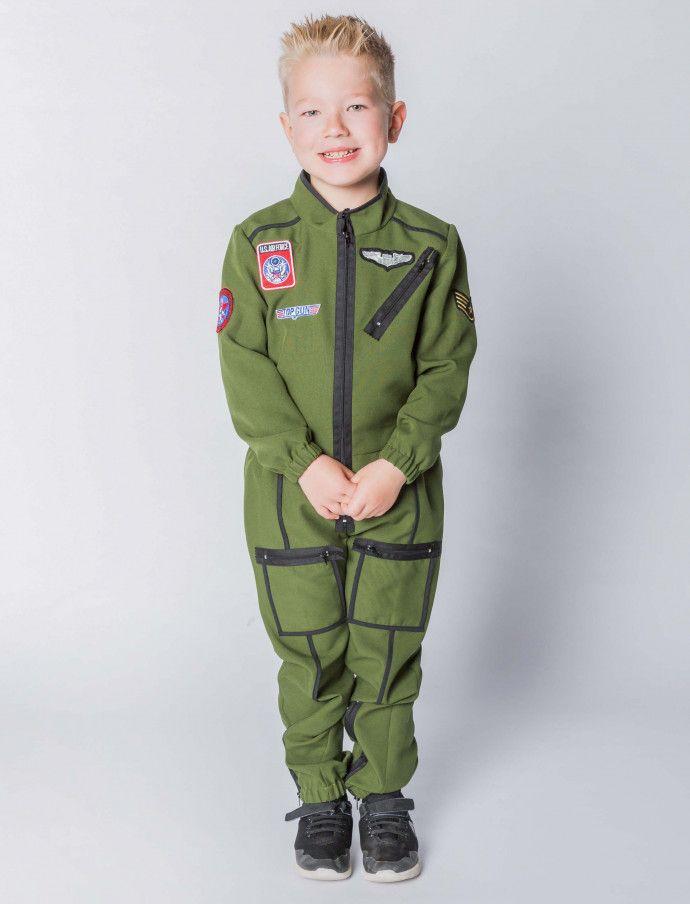 Jetpilot Kinder   Deiters   Kostüm   Karneval   Fasching   Outfit   Mottoparty   Halloween