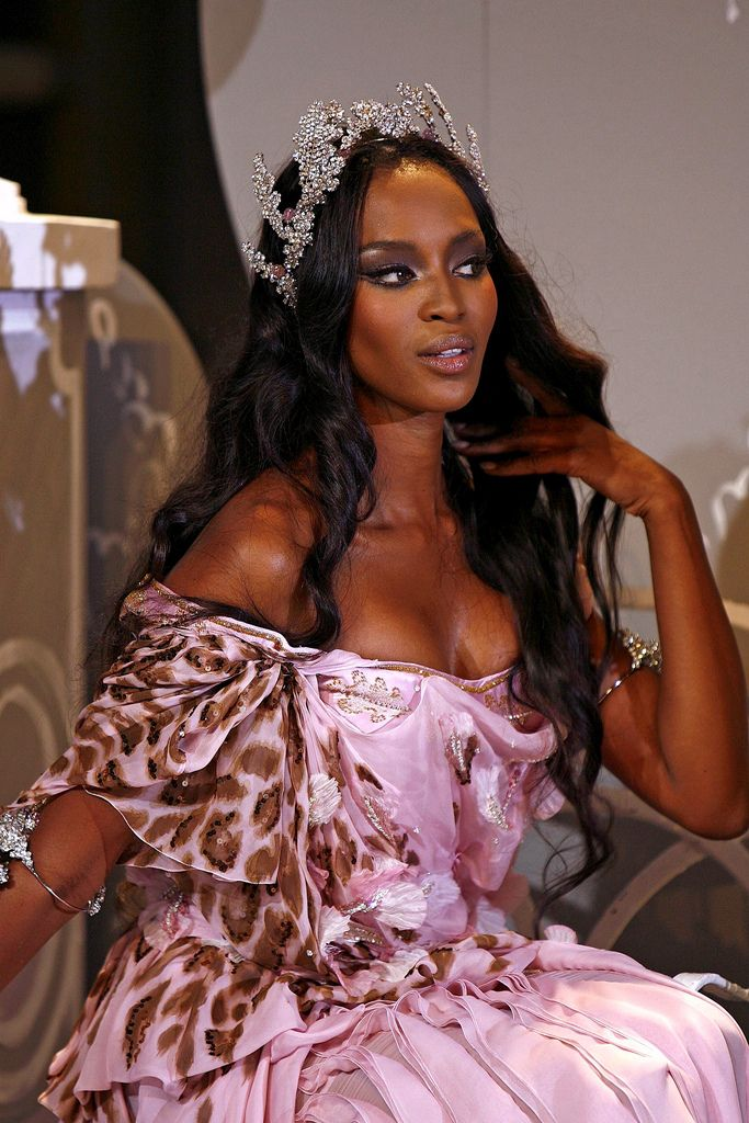 Image result for naomi campbell dior