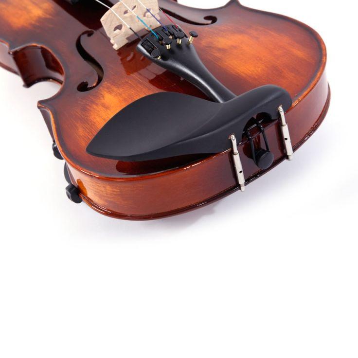 Glarry 4/4 Classic Solid Wood Violin + Case + Bow Violi