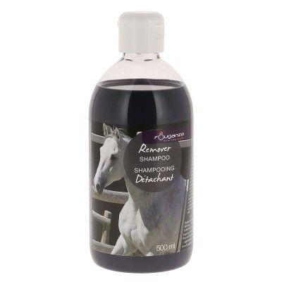 SHAMPOING CHEVAUX GRIS 500 ML - Le + produit: Idéal pour laver la robe des chevaux gris! – Conçu pour laver la ROBE, les CRINS des chevaux clairs (gris, blanc) et les balzanes. – Idéal pour laver la robe des chevaux gris!  - https://www.avisbox.net/produit/shampoing-chevaux-gris-500-ml/