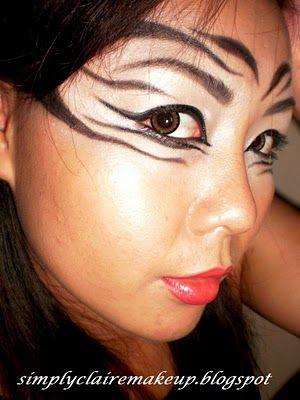 37 best Costume Makeup images on Pinterest | Halloween ideas, Make ...