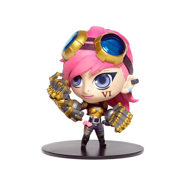 Riot Games Merch | Vi Figure - Figures - Collectibles  They have a store, with collectibles! What!?  How cool!