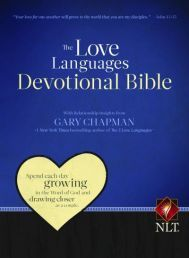 THE LOVE LANGUAGES DEVOTIONAL BIBLE. Dr. Gary Chapman has become a trusted expert on relationships. His teaching is based on the timeless wisdom of God's Word. Gary has been described by his readers and listeners as passionate, relevant , hopeful, effective, and practical. He brings this expertise and style to The Love Languages Devotional Bible. Available from CUM Books in South Africa.