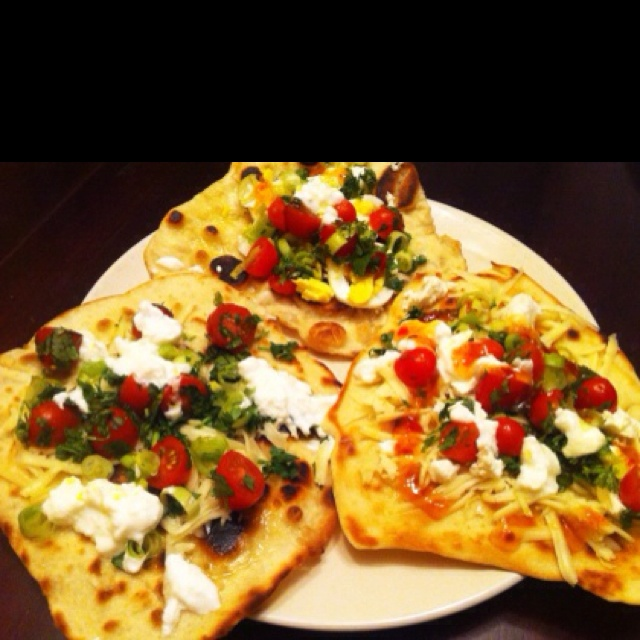 1000+ images about Naan Ideas on Pinterest   Naan Pizza, Naan and ...