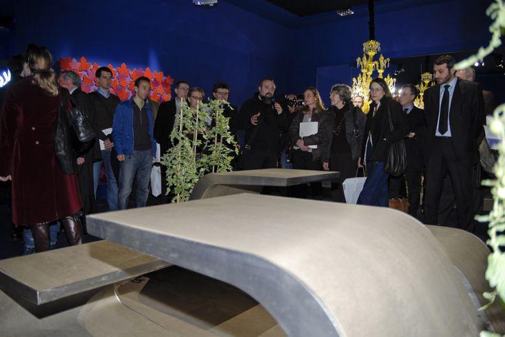 La ceramica italiana torna in Triennale in occasione del Salone del Mobile 2008 e Casalgrande Padana sarà presente anche quest'anno insieme con altre aziende del settore.