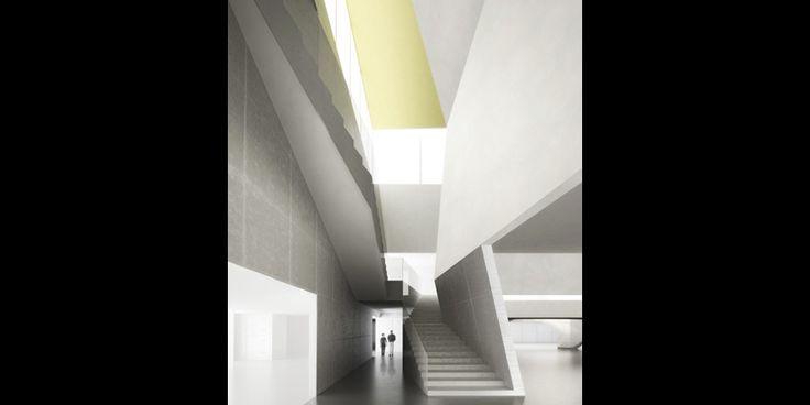 S-M.A.O. Centro de creación artística CAT. Segovia