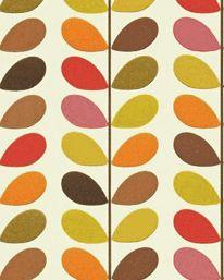 Multi Stem Hibiscus från Orla Kiely