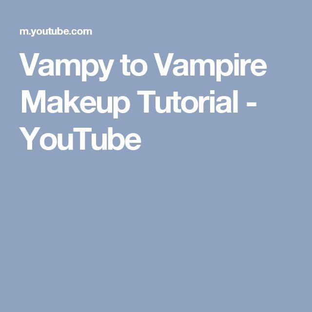 1000 ideas about vampire makeup tutorial on pinterest