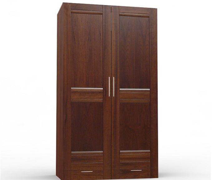 Two Draws  And Two Door Wardrobe Id534 - Two Door Wardrobe Designs - Wardrobe Designs - Product Design