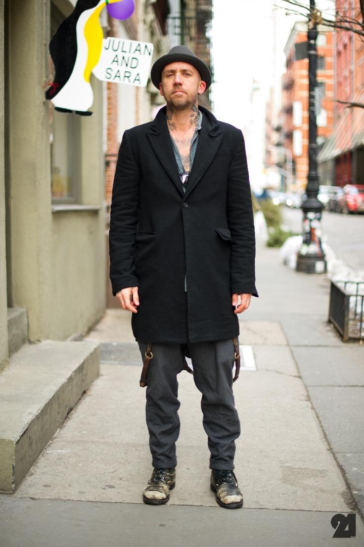 Blaine Halvorson | New York City @ http://le-21eme.com