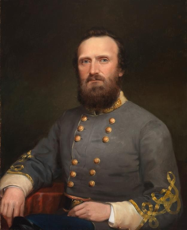 "Thomas Jonathan ""Stonewall"" Jackson (January 21, 1824 – May 10, 1863) was a Confederate general during the American Civil War, and the best-known Confederate commander after General Robert E. Lee. His military career includes the Valley Campaign of 1862 and his service as a corps commander in the Army of Northern Virginia under Robert E. Lee. Confederate pickets accidentally shot him at the Battle of Chancellorsville on May 2, 1863. The general survived with the loss of an arm to…"