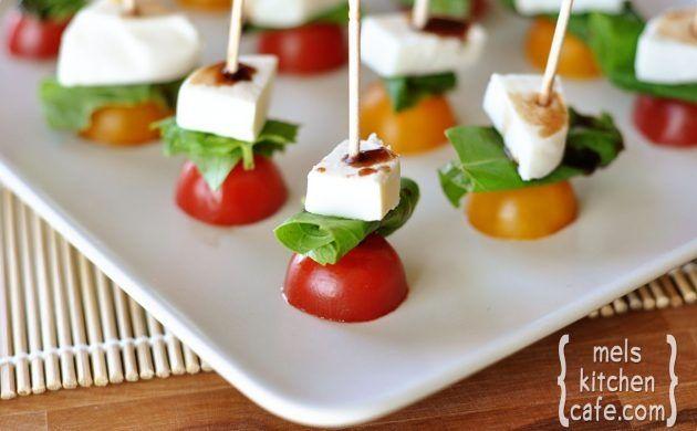 Вкусные летние закуски на скорую руку: 4 простых рецепта #лайфхаки #технологии #вдохновение #приложения #рецепты #видео #спорт #стиль_жизни #лайфстайл