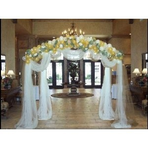 New 48 39 balloon arch strip wedding bridal birthday party for Balloon decoration ideas for quinceaneras