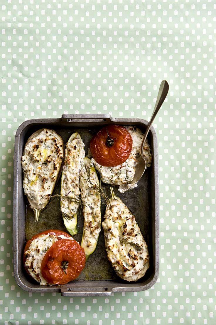 Une #recette #traditionnelle #familiale et savoureuse : les #légumes farcis !