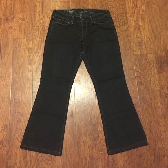 Demi curve jeans Blue Demi curve jeans. New never worn they didn't fit. 28x30 Levi's Jeans Flare & Wide Leg