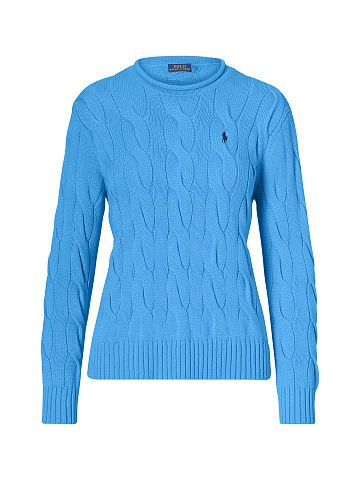 Polo Ralph Lauren Cable-Knit Rollneck Sweater - Polo Ralph Lauren Shop All - Ralph Lauren UK