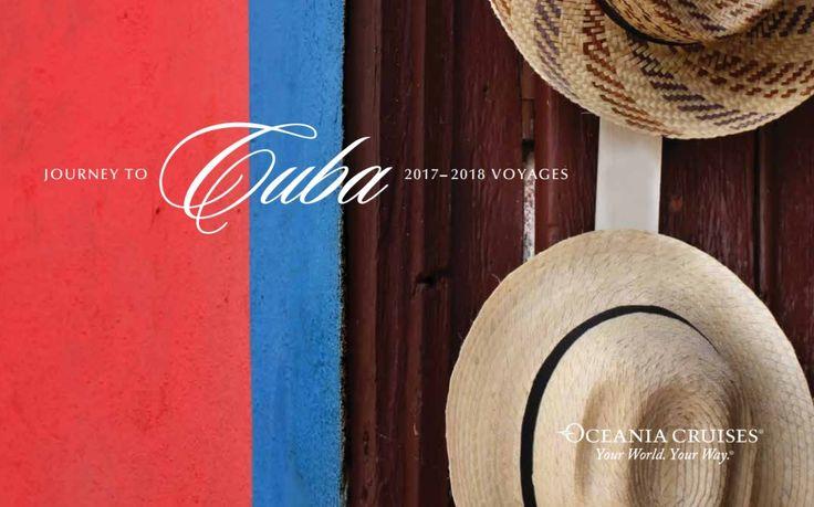 Oceania Cruises aggiunge nuove crociere a Cuba alla programmazione 2018 | Dream Blog Cruise Magazine
