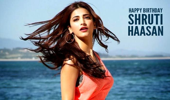 The Beautiful Lady With Beautiful Voice... Happy Birthday To This Diva!!  #ShrutiHaasan #HappyBirthdayShrutihaasan #birthdaygirl #birthdaywishes #beautiful #fashionista #Singer #actors #bollywoodactress