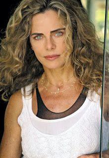 BRASITALIA: Bruna Lombardi é atriz, apresentadora de TV e poetisa brasileira…