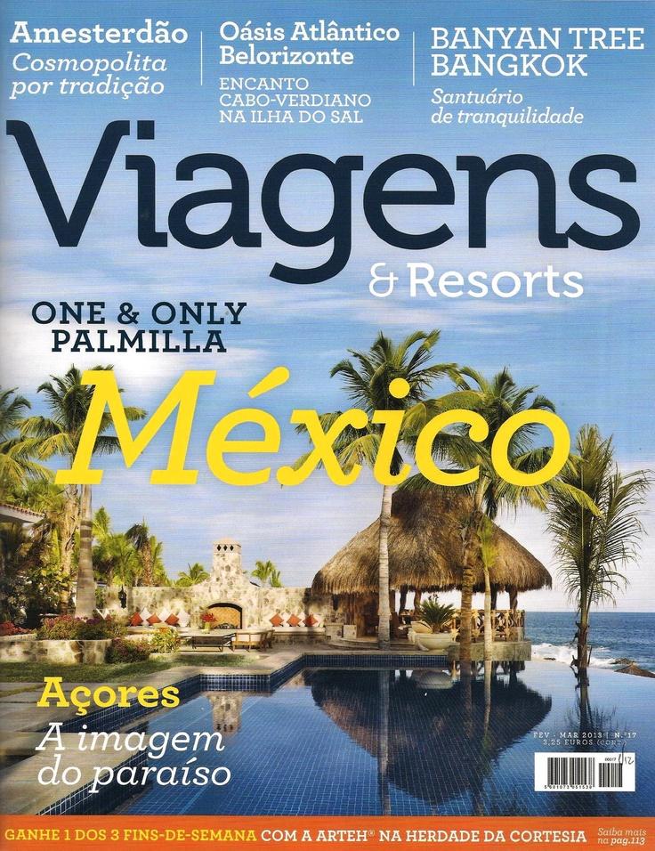 Viagens & Resorts magazine - Hotel Cardoso