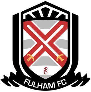 Fulham FC Shield Decal