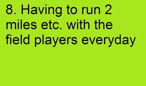 Lacrosse Goalie Problem