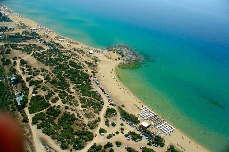 Αυτοί είναι οι εκπληκτικοί Αμμόλοφοι -Θυμίζουν Καραϊβική, αλλά είναι στην Ελλάδα [εικόνες] | iefimerida.gr