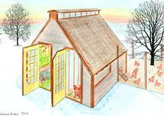 This website has great ideas for integrating greenhouses, chicken coops, and more. Cool ideas to consider. Solviva - Sustainable Solar-Dynamic Bio-Benign Design: Offering Better Ways to Live, at Less Cost Today and Tomorrow, Anywhere on Earth