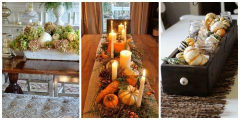 20 Fall Table Centerpieces - Autumn Centerpiece Ideas