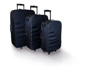 3set kufrů Pisa