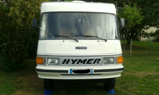 Camping car occasion Hymer Autres Hymer 2,5l td, 8500 euros, 183500 km, année 1990, Cierrey (Eure 27), annonce particulier,Diesel