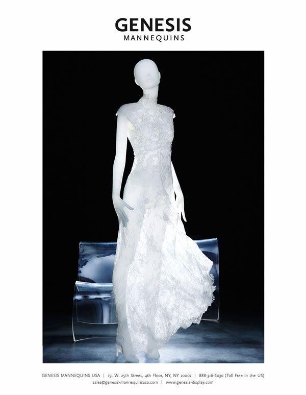 Silhouette Collection in VMSD magazine   August 2015   #vm #visualmerchandising #visualmerchandizing #mannequins