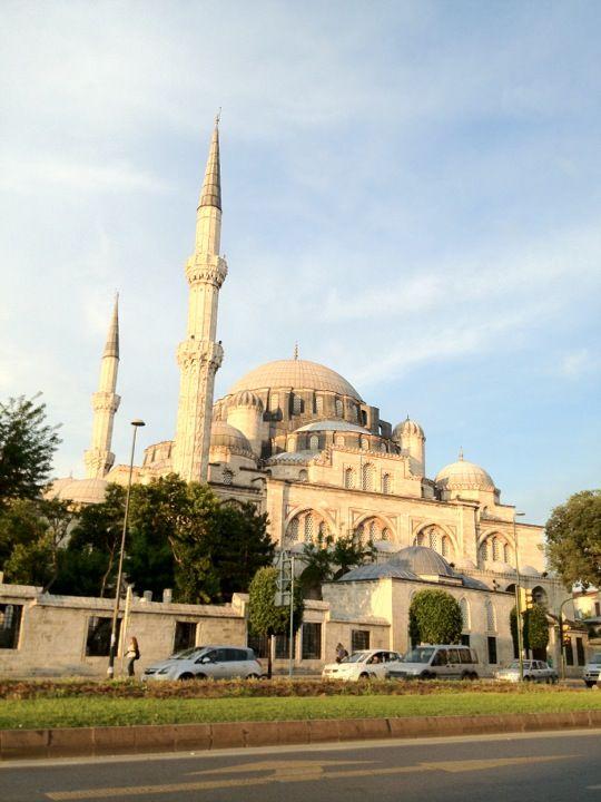 Şehzadebaşı Camii у İstanbul, İstanbul