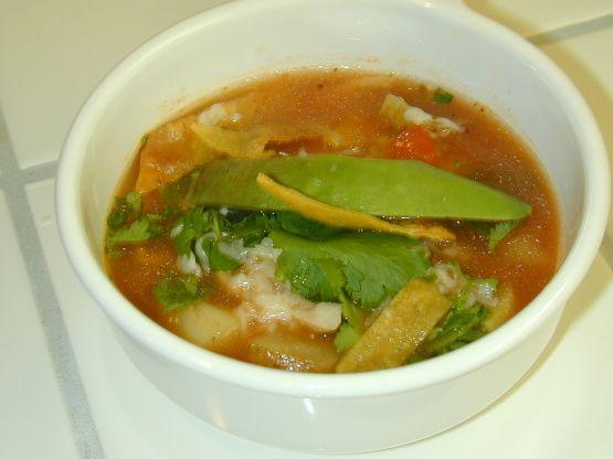 El Torito Chicken Tortilla Soup Recipe - Food.com