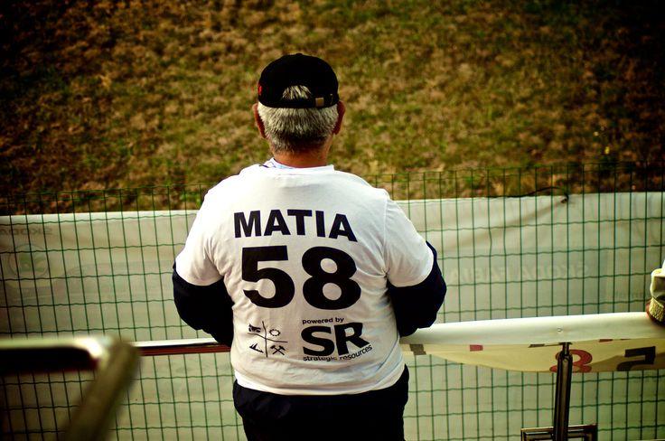 Grandpa! #matia58 #fans #ynwa #matiacuruia